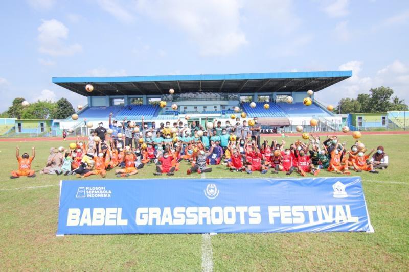 Gubernur Erzaldi : Pesepak Bola Andal Lahir dari Pelatih yang Hebat