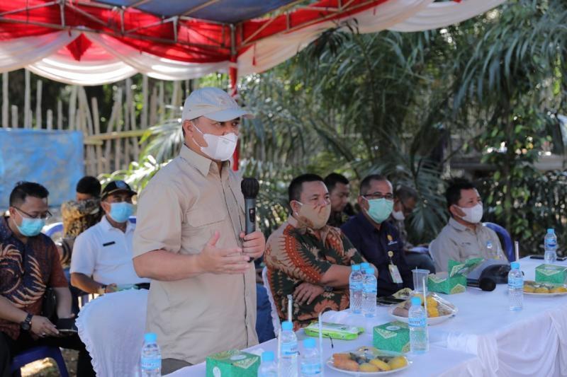 Optimalkan Lahan Pertanian, Gubernur Ajak Petani Tanam Beragam Komoditi
