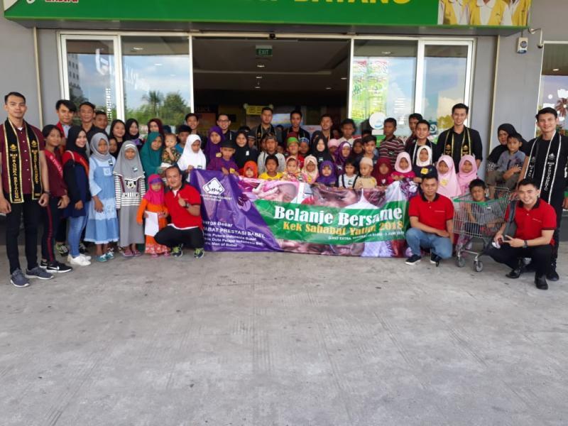 Ramadhan 2018, Sahabat Prestasi Babel Berbagi Kasih