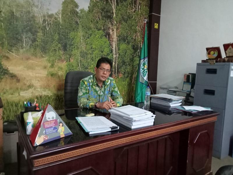 Marwan  melarang adanya transaksi jual beli lahan Hutan Produksi