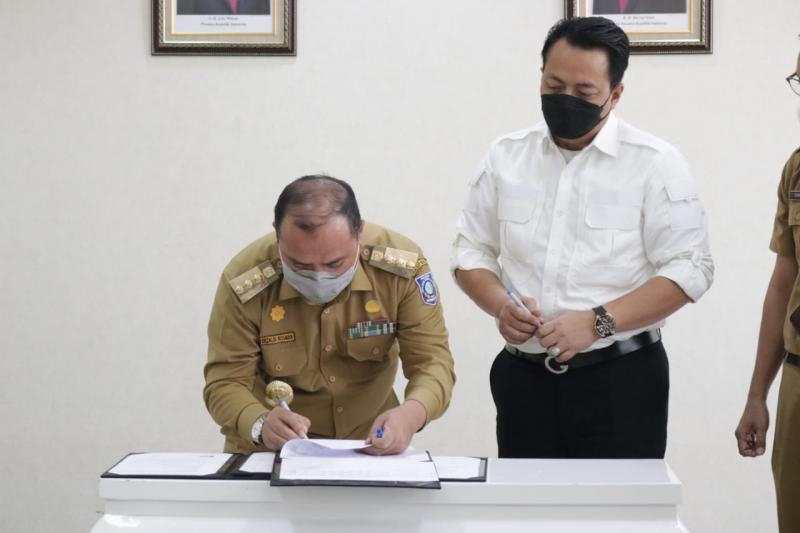 Genjot Prestasi, Gubernur Gandeng LPDUK Kemenpora