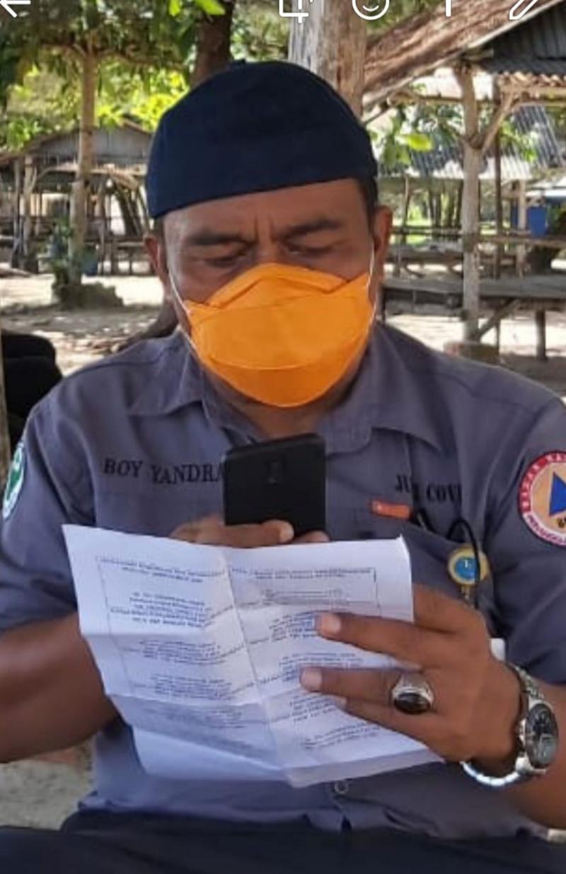 Kabupaten Bangka Positif Covid-19 Bertambah 10 Orang