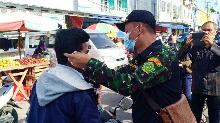 Hipakad dan KBPP Polisi Mengajak Warga Untuk Disiplin New Normal