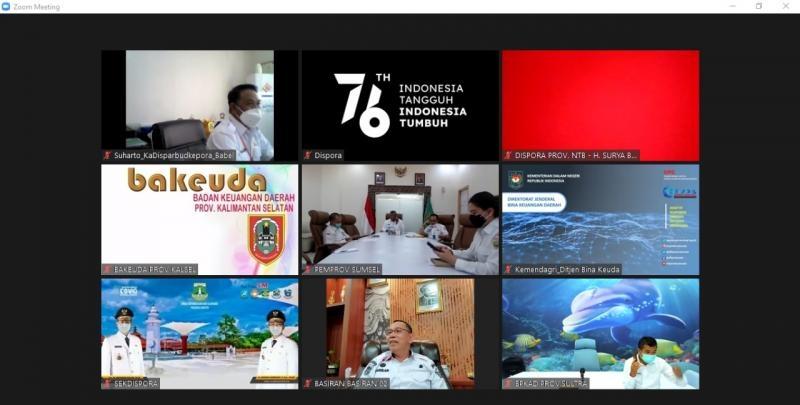 Kemendagri Apresiasi Langkah Babel Sukseskan PON Papua