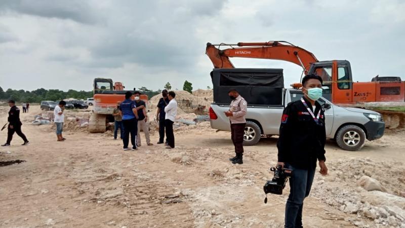 Polemik Penanganan Kasus Penjarahan Wilayah Konsesi PT Timah, Hanya 1 Unit PC Dijadikan BB, Diklaim Baru 2 Minggu Beroperasi