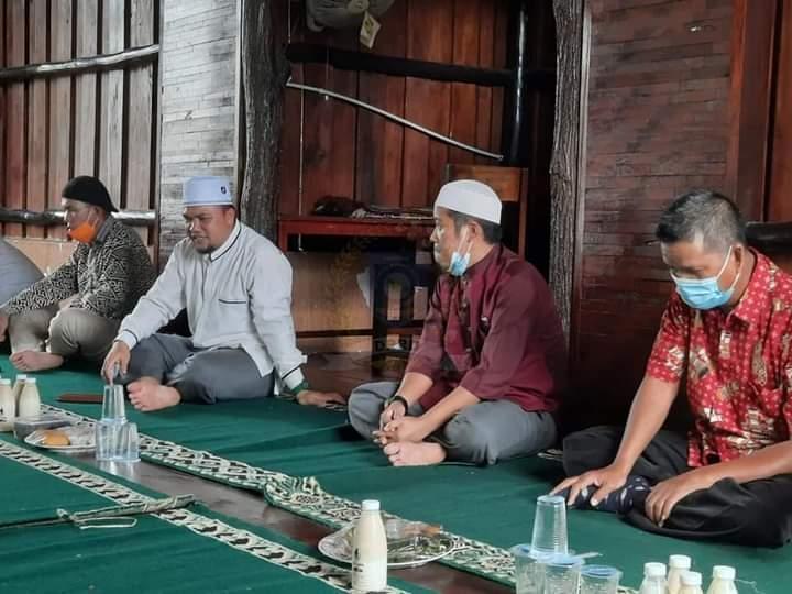 Pansus DPRD Provinsi Kunjungi Pondok Pesantren Darul Iman Desa Kimak