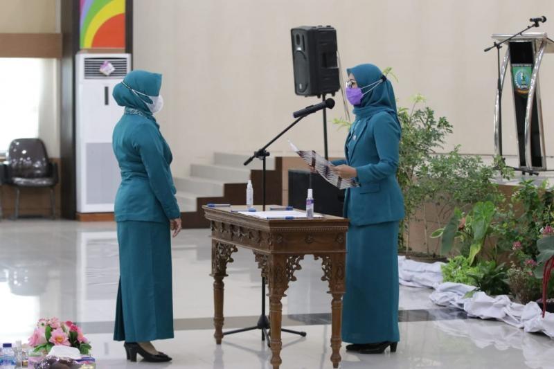 Melati Erzaldi Bagikan Tips Keberhasilan 'Emban Amanah' sebagai Ketua TP PKK, Ketua Dekranasda dan Bunda PAUD