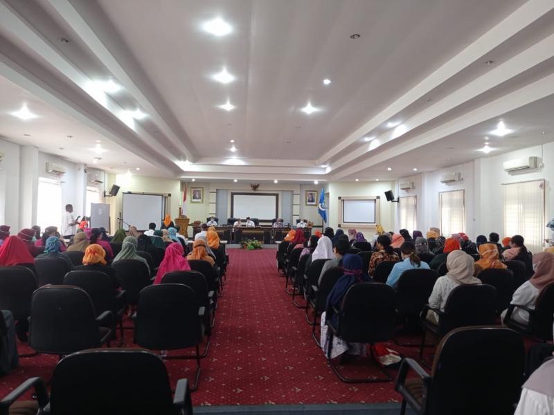 Hadiri Kegiatan Program K3P, Walikota Molen Banyak Serap Aspirasi dan Keluhan dari Guru PAUD