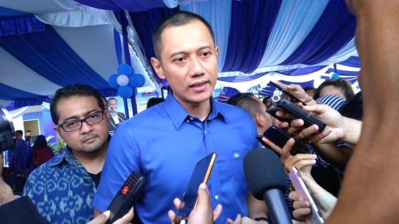 AHY: Tagar #2019GantiPresiden Harus Sesuai Koridor Hukum