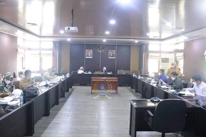Pansus Kearsipan Gelar Rapat Pemantapan