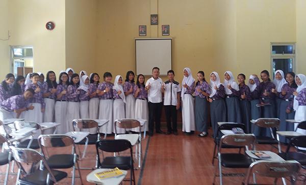 KID Babel Desiminasi KIP kepada pelajar SMANSA dan MAN Tanjung Pandan