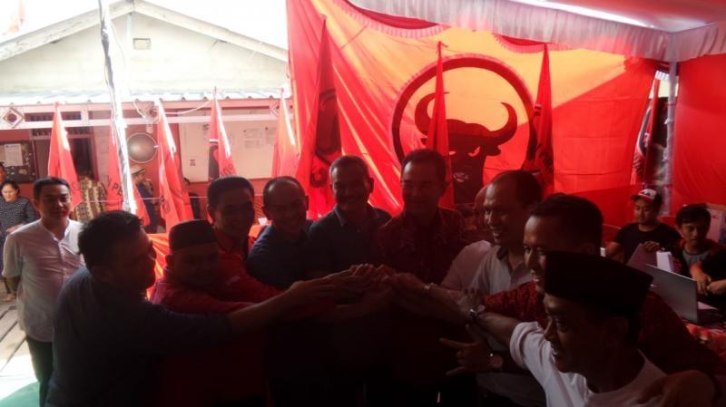 Quick Count versi Charta Politika, Molen-Sofian Unggul di Pilwako Pangkalpinang 2018