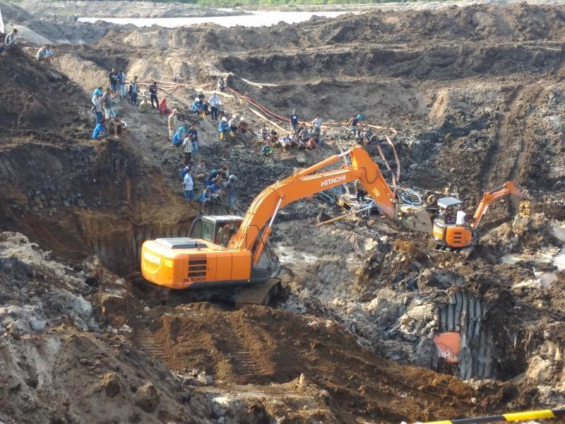 Terkubur di TN Akui, Jasad Jum Operator PC Belum Ditemukan