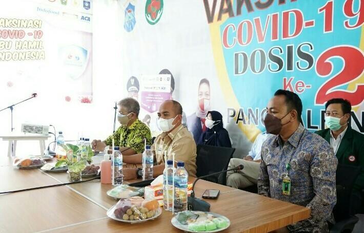 Walikota Meminta Vaksin Covid -19 di Tambah Oleh Pemerintah Pusat