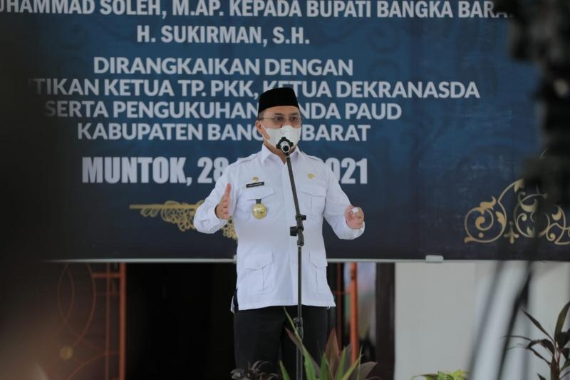 Gubernur Harap Bangka Barat Makin Maju dan Berkembang