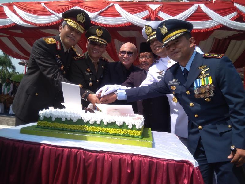 HUT ke-73, TNI Gelar Istighosah Bersama Doakan Babel Jauh dari Musibah