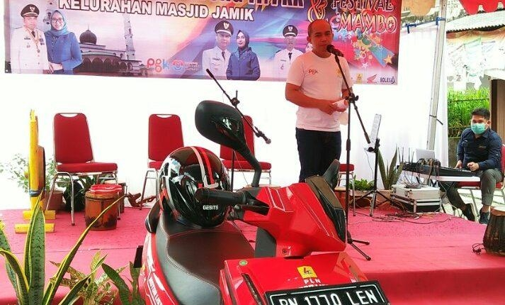 Walikota Resmikan Festival Pasar Mambo