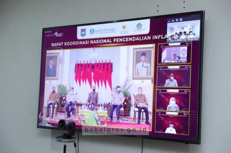 Presiden RI : Optimalkan Pemasaran Produk UMKM Melalui Platform Digital