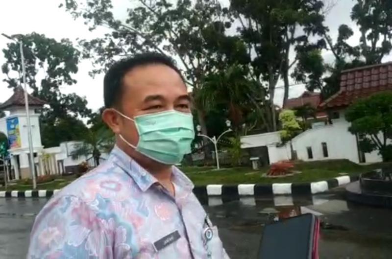Jantani Ali Resmi Dicopot dari Jabatan Kepala Dinas PUPR Babel