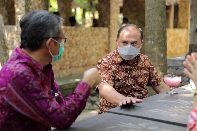 Persiapkan Program For International Student Assesment, Babel Lakukan Studi ke Yogyakarta