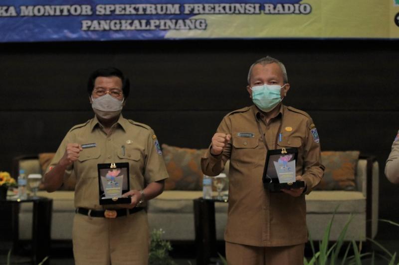 Frekuensi Radio Kebencanaan Wujud Responsif Pemerintah Tanggulangi Bencana