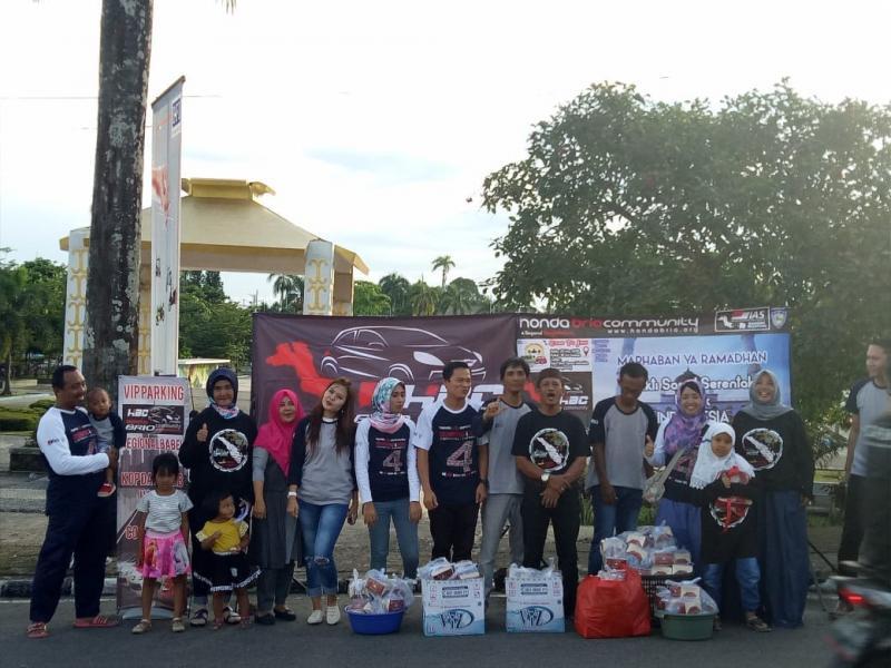 HBC Babel Gelar Baksos Serentak Untuk Indonesia di ATM Pangkalpinang