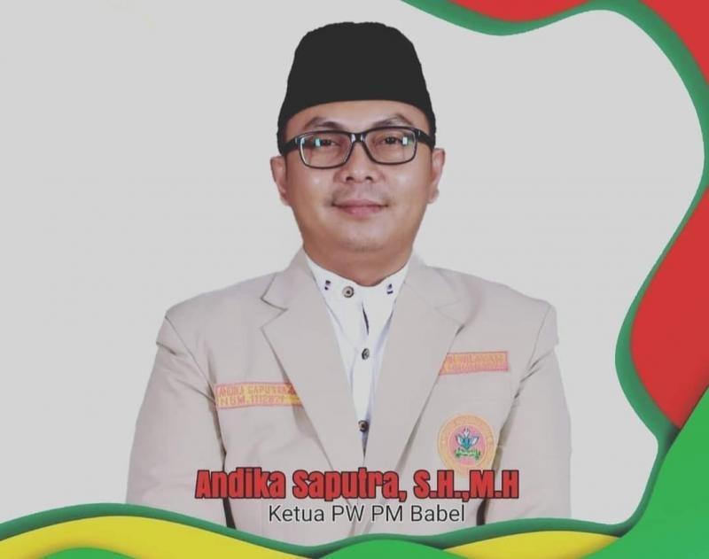 Ketua PW PM Bangka Belitung Menghimbau tetap jaga kebersamaan di Bumi Serumpun Sebalai