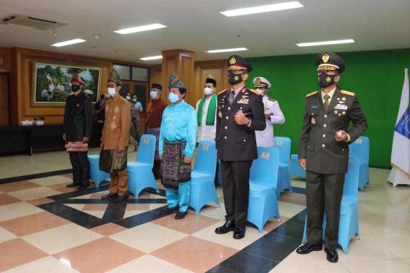 Wagub Abdul Fatah Dukung Pancasila sebagai Pondasi Perkembangan IPTEK