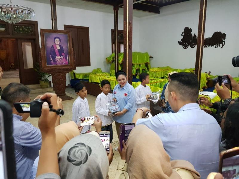 Titiek Soeharto: Memimpin Itu Sudah Menjadi Jiwa Prabowo Sejak Muda