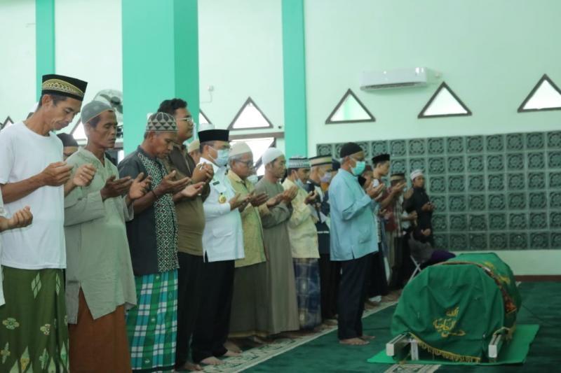 Ucapan Belasungkawa Atas Berpulangnya Istri Mantan MUI Babel, K.H. Usman Fathan.