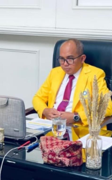 Walikota Pangkalpinang Resmi Menyandang Gelar Doktor dari Universitas Sriwijaya