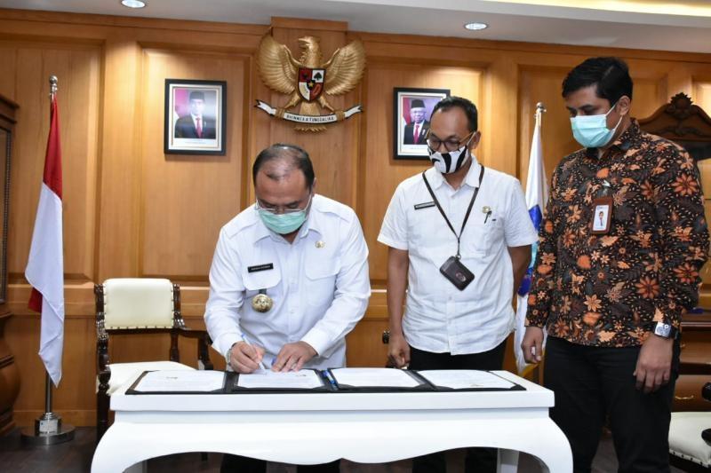 Gubernur Erzaldi Harap Polman Babel Ciptakan Teknologi Alat Produksi UMKM