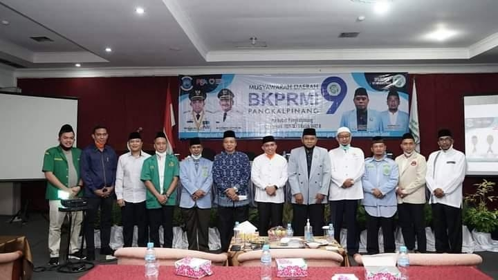 Walikota Dan BKPRMI  menggeliatkan kembali Pemuda dan Remaja untuk pergi ke Masjid.