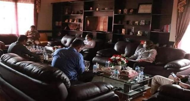 DPRD Provinsi Babel Gelar Rapim Terkait Perubahan Raperda