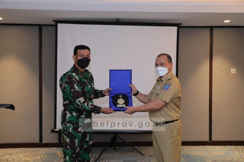 4th Multilateral Naval Exercise Komodo 2022 Akan Diadakan di Belitung