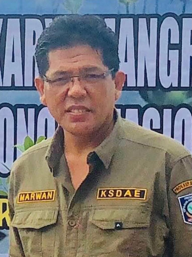 Marwan Himbau Mafia Tanah Untuk Berhenti Melakukan Jual Beli Lahan Dalam Kawasan Hutan