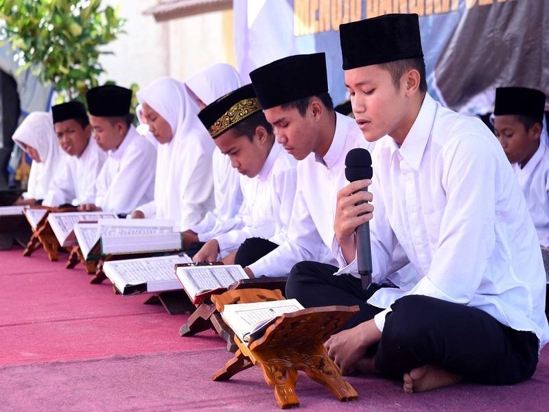 Pemda Bangka Ciptakan Generasi Muda Cinta Al-Quran