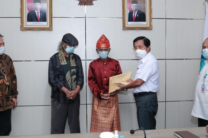 Membanggakan, 2 Maestro Seni Babel Terima Anugerah Kebudayaan Indonesia