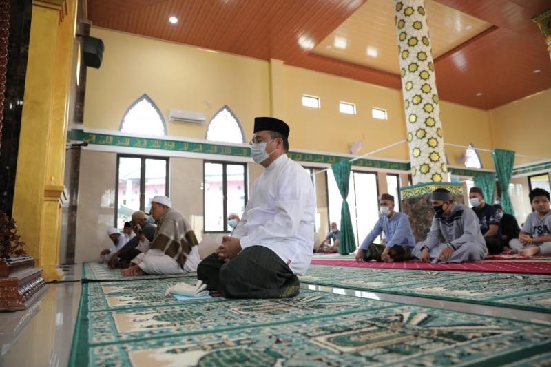 Safari Jumat, Gubernur Jelaskan Hikmah dan Berkah Ramadan