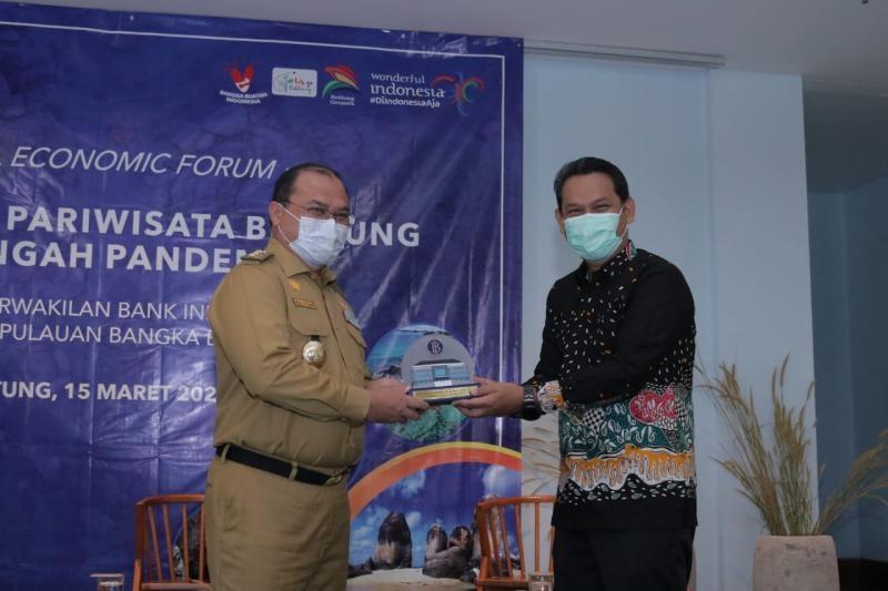 Gubernur Serukan Pariwisata Belitung Segera Pulih
