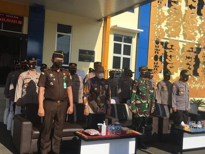 Walikota Mendukung WBK Menjadi WBBM Dan Polres Pangkalpinang Naik Tipe A