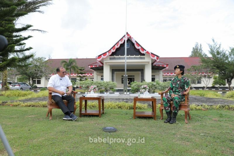 Kisah Inspiratif Septi Jadi Motivasi Generasi Tangguh Bangka Belitung