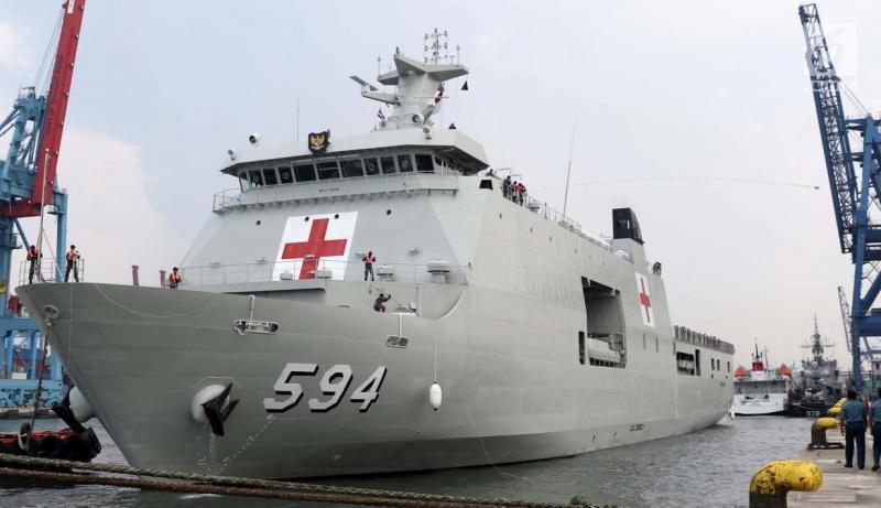 Khawatir Oksigen Menipis, Gubernur Meminta Bantuan TNI AL