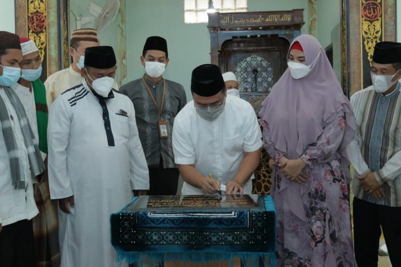 Gubernur Erzaldi: Peringatan Isra Miraj, Momentum Perbanyak Sedekah