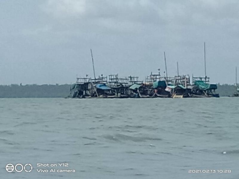 Gakkum Polairud Polda Babel Segera Lidik Terkait Penambangan Teluk Kelabat Dalam