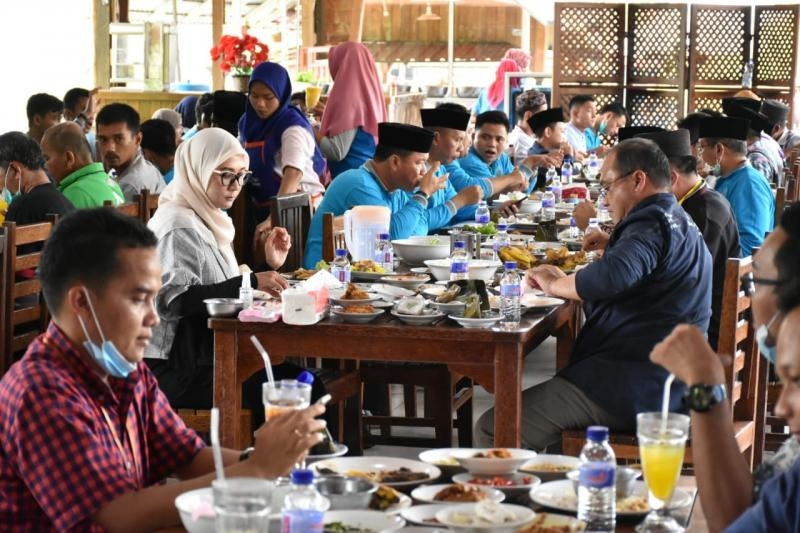 Gubernur Erzaldi Ajak Kafilah Babel Nikmati Wisata dan Kuliner Sumatera Barat
