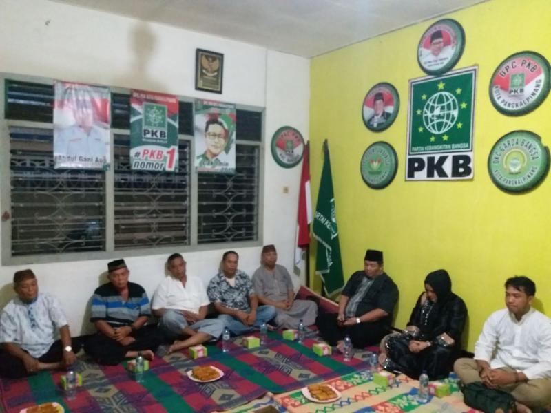 Mesin PKB Gaspol Menangkan Paslon Eksis di Pilwako