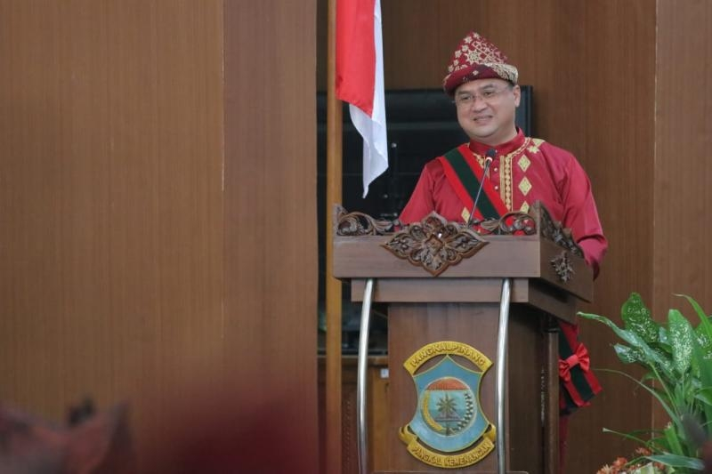 Gubernur Erzaldi Peringati Hari Jadi Kota Pangkalpinang ke-263