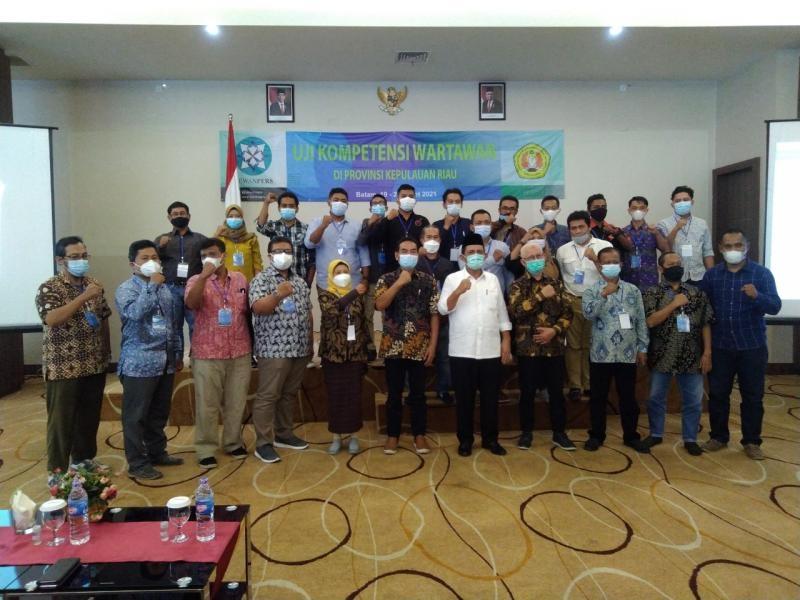 UPN Veteran Yogyakarta Buka Pendaftaran UKW Gratis Difasilitasi Dewan Pers di Pelembang