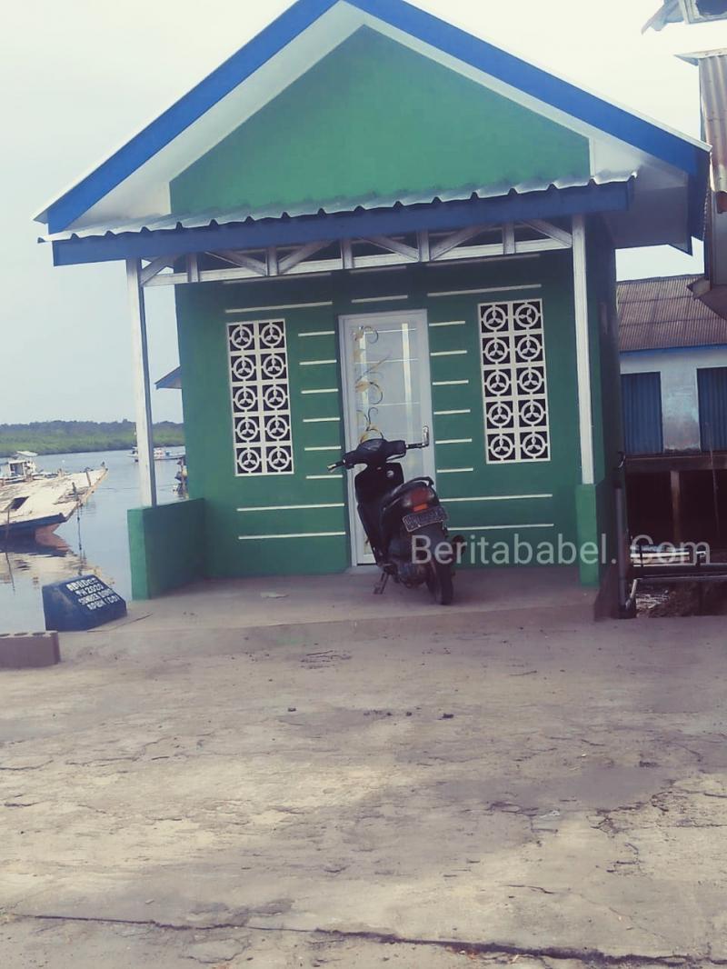 WC Seharga Rp 106 Juta di Desa Selat Nasik Menuai Soroton